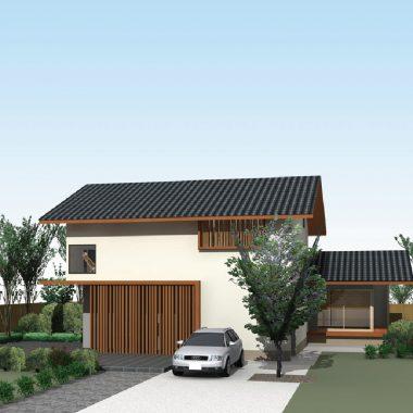 住宅設計のバリエーション JAPAN