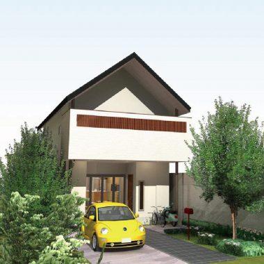 住宅設計のバリエーション STANDARD